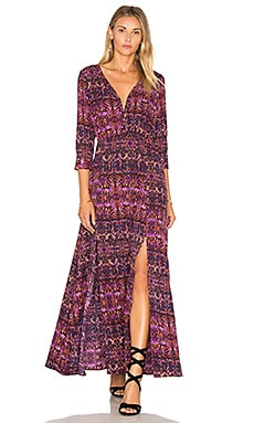 Jack By BB Dakota Buchanan Dress in Multi