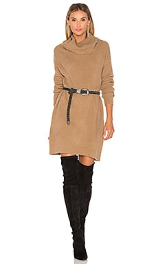 Collins Dress en Camel