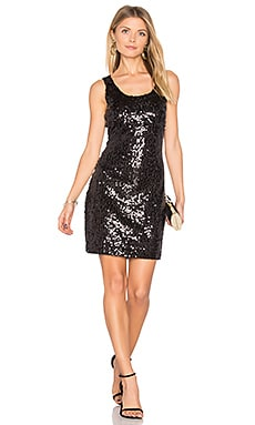 Jack By BB Dakota Luciano Dress in Black