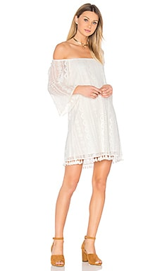 Jack by BB Dakota Denney Dress in Bright White