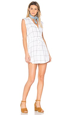 Jack by BB Dakota Janis Dress in Bright White