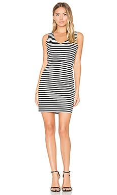 Jack by BB Dakota Geno Dress in Black