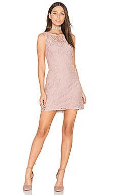 Thessaly Dress in Champagne