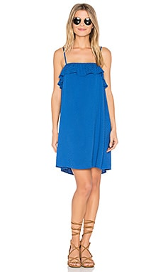 Jack by BB Dakota Birkin Dress in Cobalt Blue