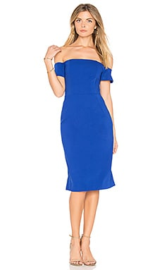 RSVP by BB Dakota Reaghan Dress in Electric Blue