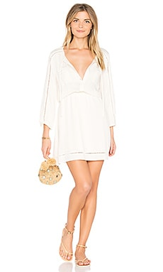 Jack by BB Dakota Shaw Dress in Ivory