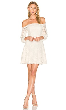 RSVP by BB Dakota Jasmin Dress in Alabaster