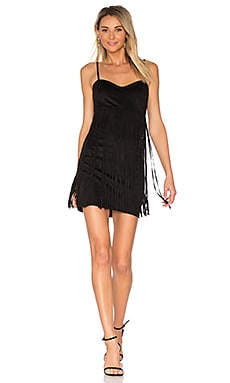 Jack by BB Dakota Rowlands Dress in Black