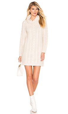 Alaska Sweater Dress BB Dakota $65
