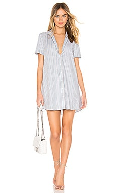 Stripe A Personality Dress BB Dakota $48 (FINAL SALE)