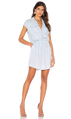 VESTIDO CHAMBRAY YOU STAY BB Dakota $78