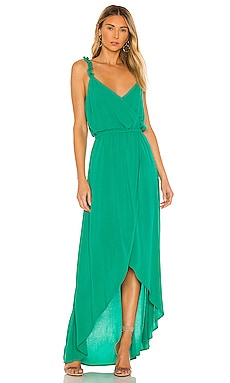 JACK by BB Dakota Ruffle & Cut Midi Dress BB Dakota $89 BEST SELLER