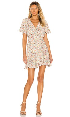 ROBE COURTE FLOWER ON BB Dakota $89 BEST SELLER