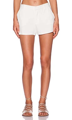BB Dakota Raya Shorts in White Sand