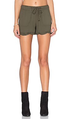 BB Dakota Jack by BB Dakota Mcgee Short in Utility Green