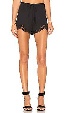 Jack By BB Dakota Cambria Short en Noir