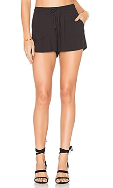 Jack by BB Dakota Marlin Shorts in Black