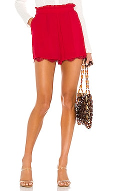 JACK by BB Dakota Senorita Paper Bag Short BB Dakota $59