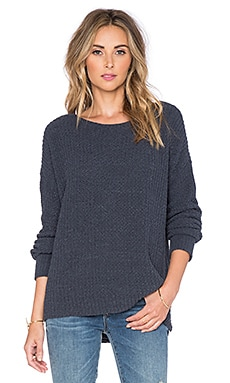 BB Dakota Giselle Sweater in Dark Grey