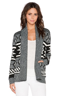 Jack by BB Dakota Biton Cardigan in Multi