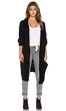 BB Dakota Hamilton Cardigan in Black