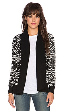 Jack by BB Dakota Easton Cardigan in Black