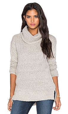 BB Dakota Moxie Sweater in Grey