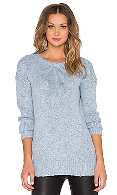 BB Dakota Colby Sweater in Cyanide