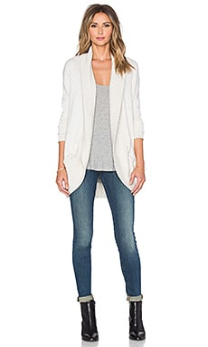 BB Dakota Jack by BB Dakota Lewis Cardigan in Heathered Oatmeal