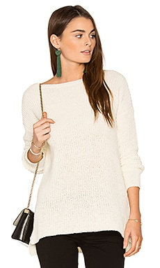 Stratford Sweater in Ivory