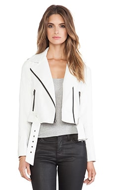Jack by BB Dakota Luna Jacket in White