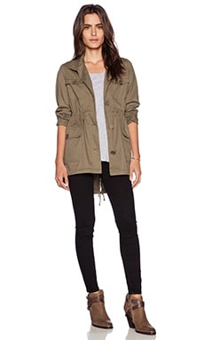 Jack by BB Dakota Agatha Jacket in Capers