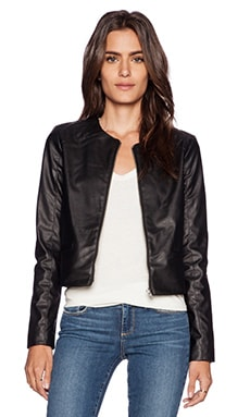 Jack by BB Dakota Justice Jacket in Black