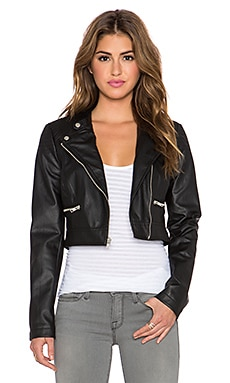 Jack by BB Dakota Lo Jacket in Black