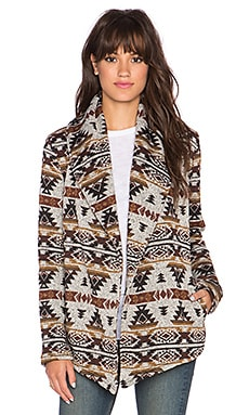 Jack by BB Dakota Marsha Jacket in Multi