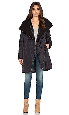 BB Dakota Evans Coat in Black