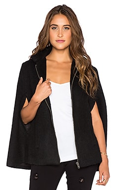 BB Dakota Zoey Cape in Black