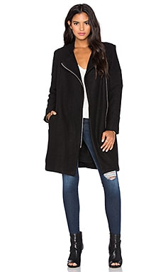 BB Dakota Grayson Coat in Black