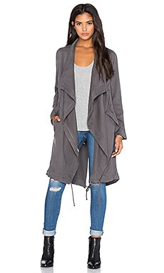 BB Dakota Kerrigan Coat in Grey