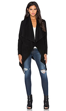 BB Dakota Nico Wool Jacket in Black