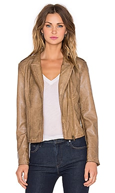 BB Dakota Acelynn Jacket in Camel
