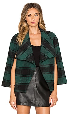 BB Dakota Jack by BB Dakota Seneca Jacket in Storm Green