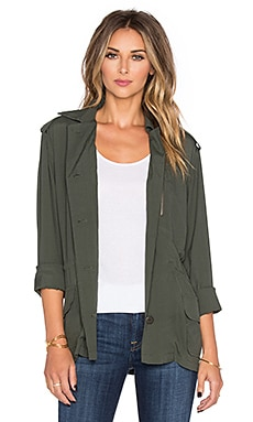 BB Dakota Lana Jacket in Army Green