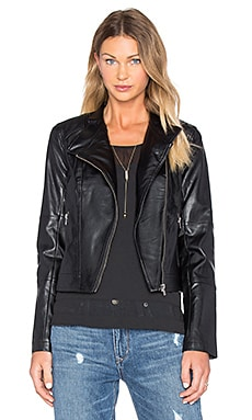 Jack By BB Dakota Feeny Jacket in Black
