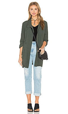 Cecelia Jacket in Army Green