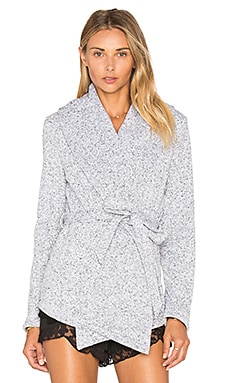 BB Dakota Jack By BB Dakota Livorno Wrap in Light Heather Grey