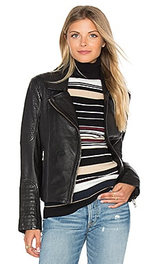 Heely Jacket in Black