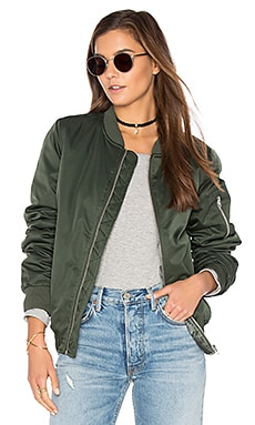 Atwood Jacket in Army Green