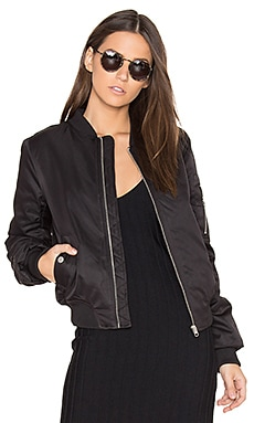 Atwood Jacket in Black