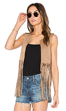 Boggs Vest in Light Camel
